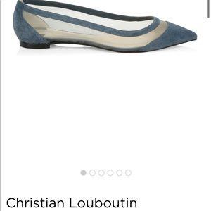 Christian Louboutin Shoes - NWT AUTHENTIC Christian Louboutin Galativi Flats